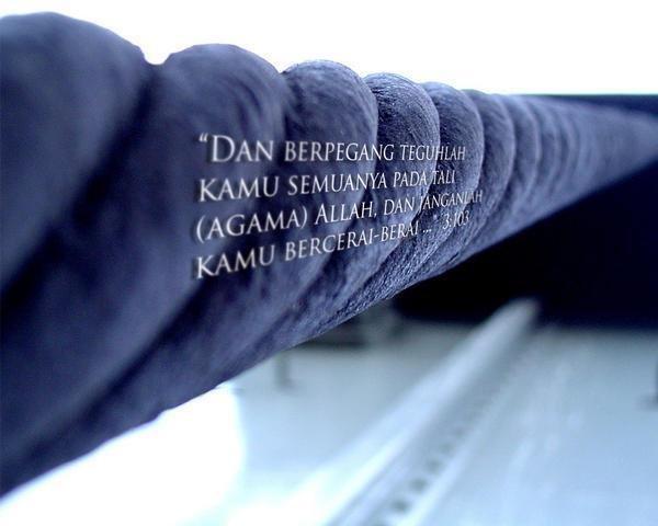 Ahlussunnah, Bersatulah..!