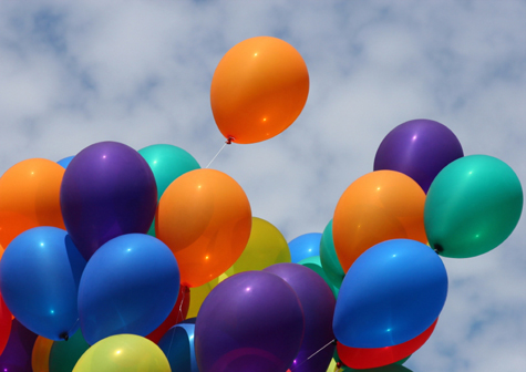 Large Helium Balloons
