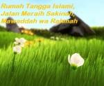 Rumah Tanggan Islami, Jalan Meraih Sakinah, Mawaddah Wa Rahmah