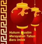 hukum muslim merayakan tahun baru imlek