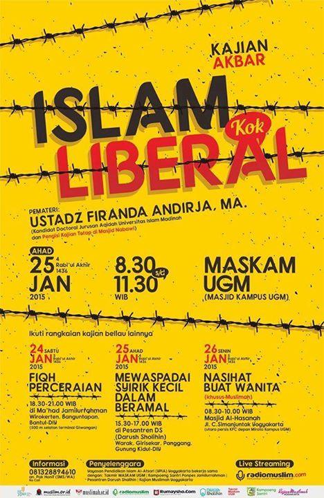 islam kok liberal